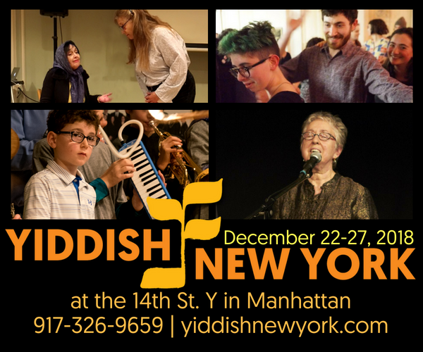 Yiddish New York