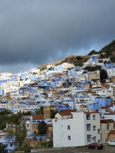 """Chefchaouen: Exploring the """"Blue Pearl"""" of Morocco and its Jewish Heritage"""
